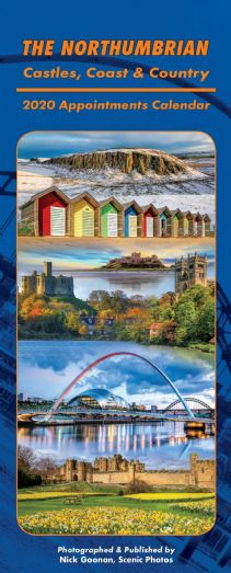 The Castles Coast & Country 2020 Calendar